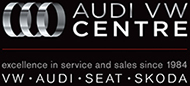 Audi VW Centre Mobile Retina Logo